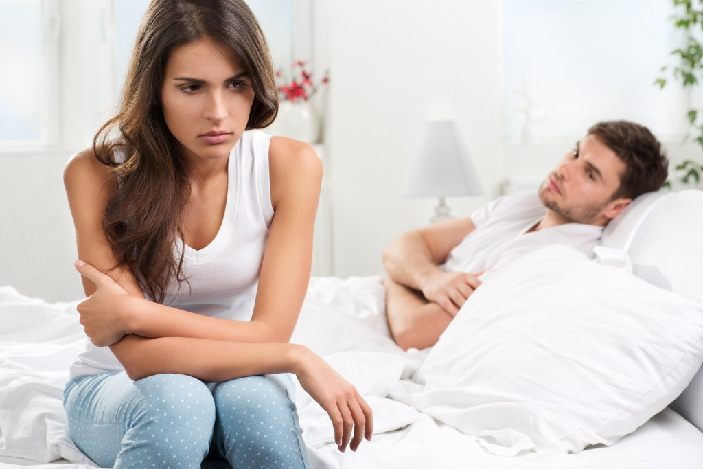 Woman's Health: Falling Out of Love with Husband