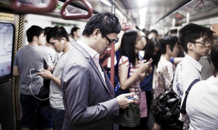 Social Media Hong Kong Style