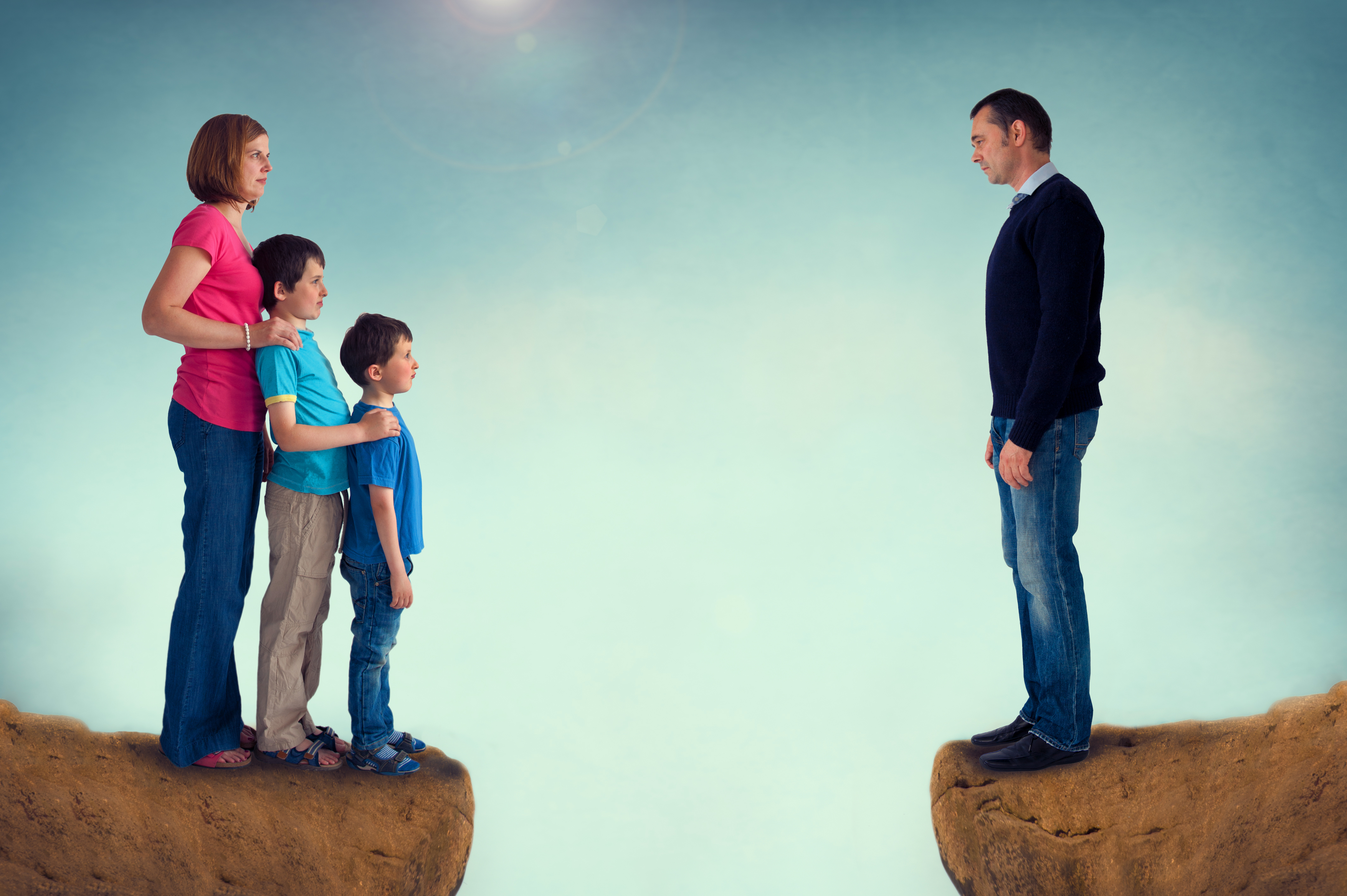 Šest znakova da je razvod blizu
