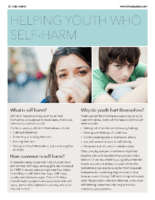 Helping Youth who Self-harm