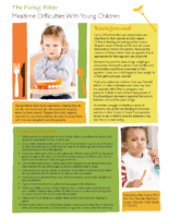 Picky Eating in Toddlerhood