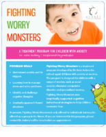 Fighting Worry Monsters
