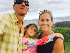 Black sand beech, Hawaii. October 2015: Habits, New year's resolutions