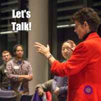Talk with Kathy Obear about chagne and social justice