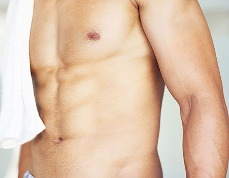 Male Breast Reduction Cosmetic Surgery Dr Kayle Aesthetic Clinic, Dubai