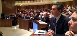 Mi Fido Di Te audience, Rome, 2015.