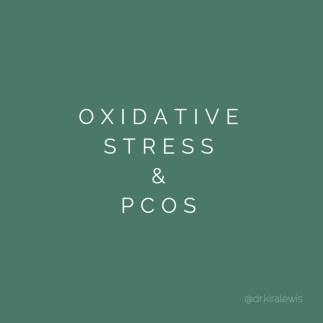 oxidativestresspcos