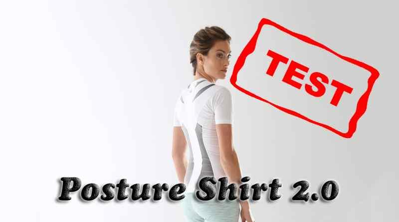 Holdningskorrigerende Tøj virker det anodyne test af erfaring med er det godt mod nakke smerter