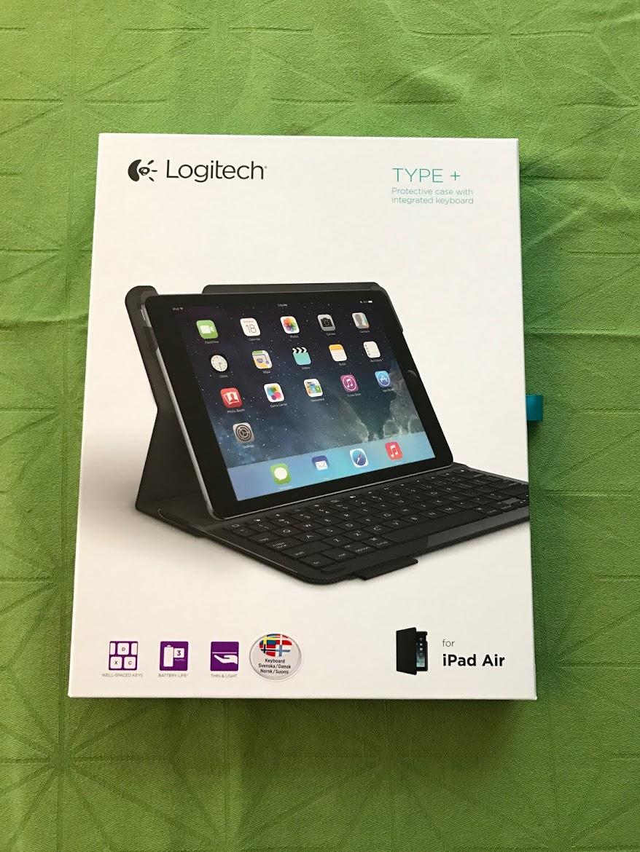 Logitech keyboard Ipad Air