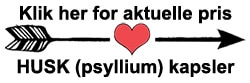 psyllium HUSK kapsler
