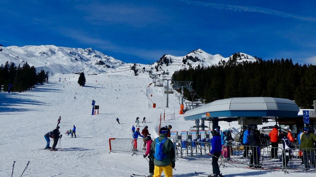 Kaltenbach skiferie Zillertal, Marendalm