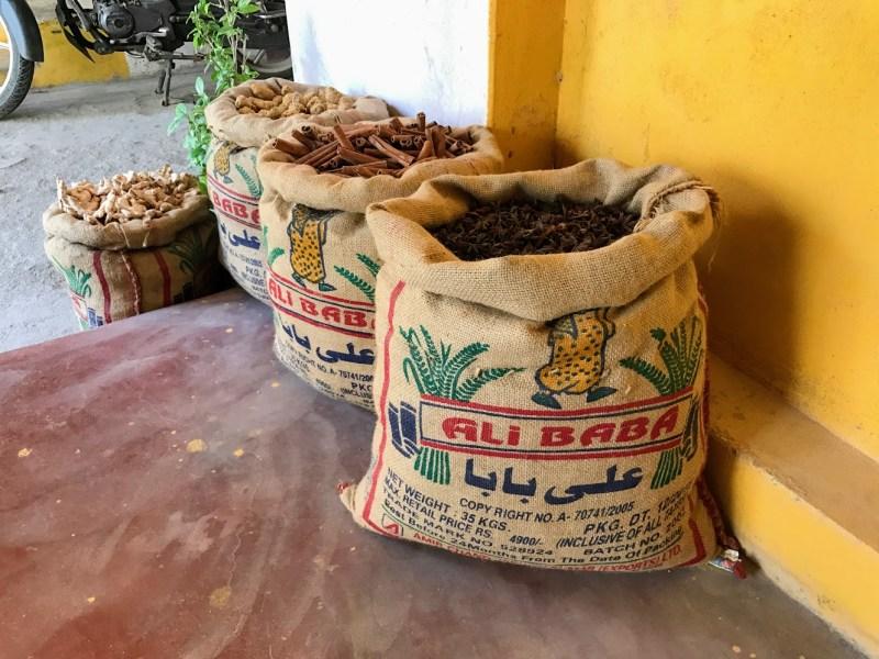 Indiske krydderier