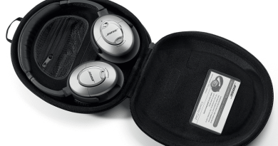Skift ørepuder på dine Bose Quiet Comfort 15 (m.fl.)