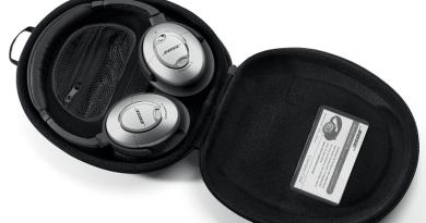 skifte skift ørepuder på Bose quiet comfort 15 QC 25 35