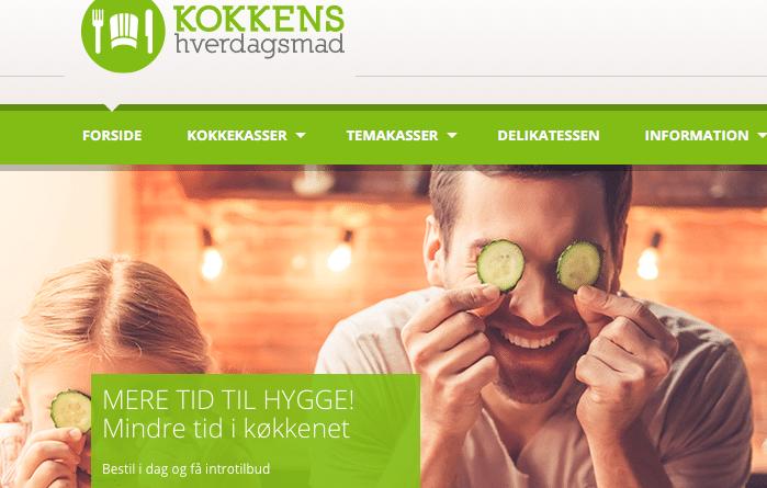 kokkens hverdagsmad erfaring med kokkenshverdagsmad.dk er det godt reklamation test anmeldelse af