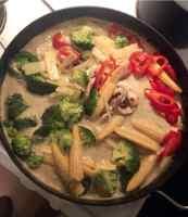 opskrift thaimad thairet lækkert mad fra thailand garlic paste karry rød grøn