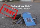 Tag-it   Så nemt får du mistede ejendele tilbage (test)