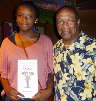 Patrice Chialusia Obienu--Winner Week 4