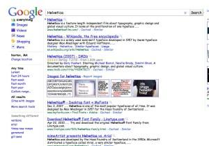 Google April Fools Fun