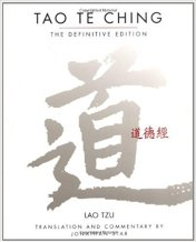 Book cover of Tao Te Ching: The Definitive Edition by Lao Tzu from amazon.com