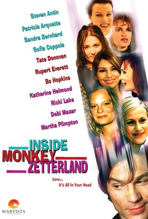 Inside Monkey Zetterland Art