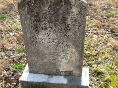 Jacob Mullenax Grave