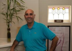 Dr Paul Listro Toronto Chiropractor