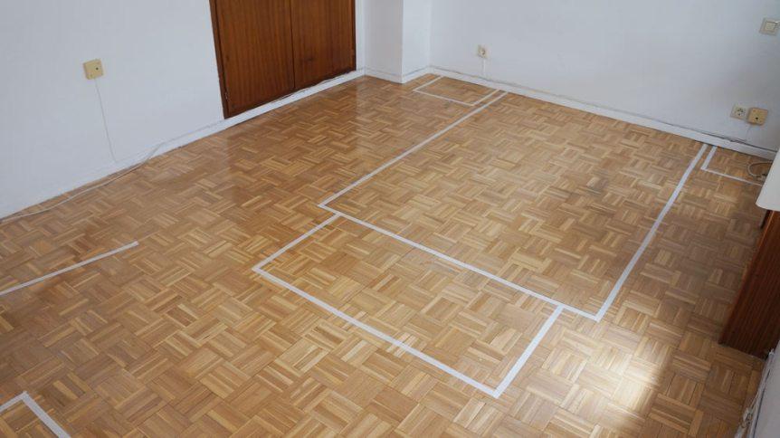 Un pequeño truco para decidir la distribución de los muebles | Blog DIY decoración
