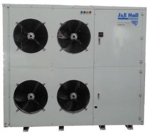 FUSION Tandem Digital Scroll Commercial Condensing Units Image