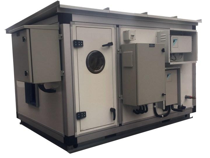 VRV AHU System (AHUR) Image