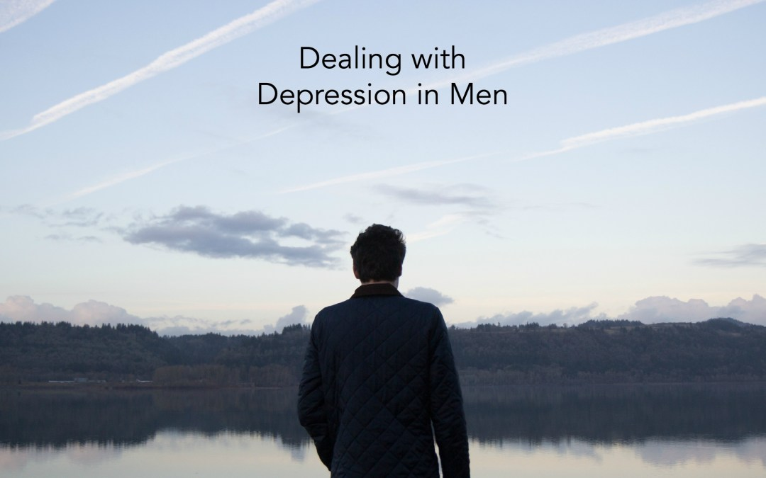 Real Men. More Suicide. What Will It Take For Men To Seek Help?