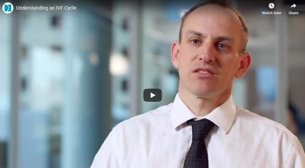 Dr Mark Livingstone video on IVF