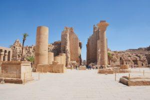 Karnak - Croisière Bridge en Egypte