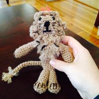 Cowardly Lion 4