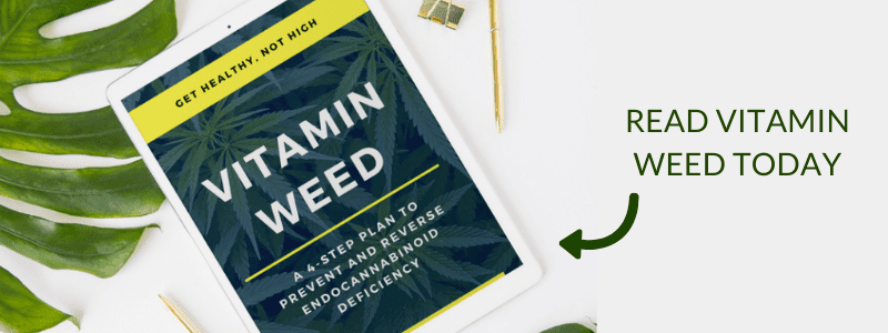 Vitamin Weed ebook by Dr. Michele Ross on iPad