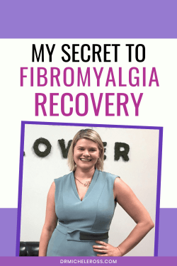 Dr. Michele Ross Shares her fibro protocol