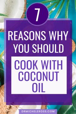 coconut oil has many health benefits