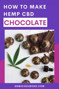 cbd infused chocolates weed leaf