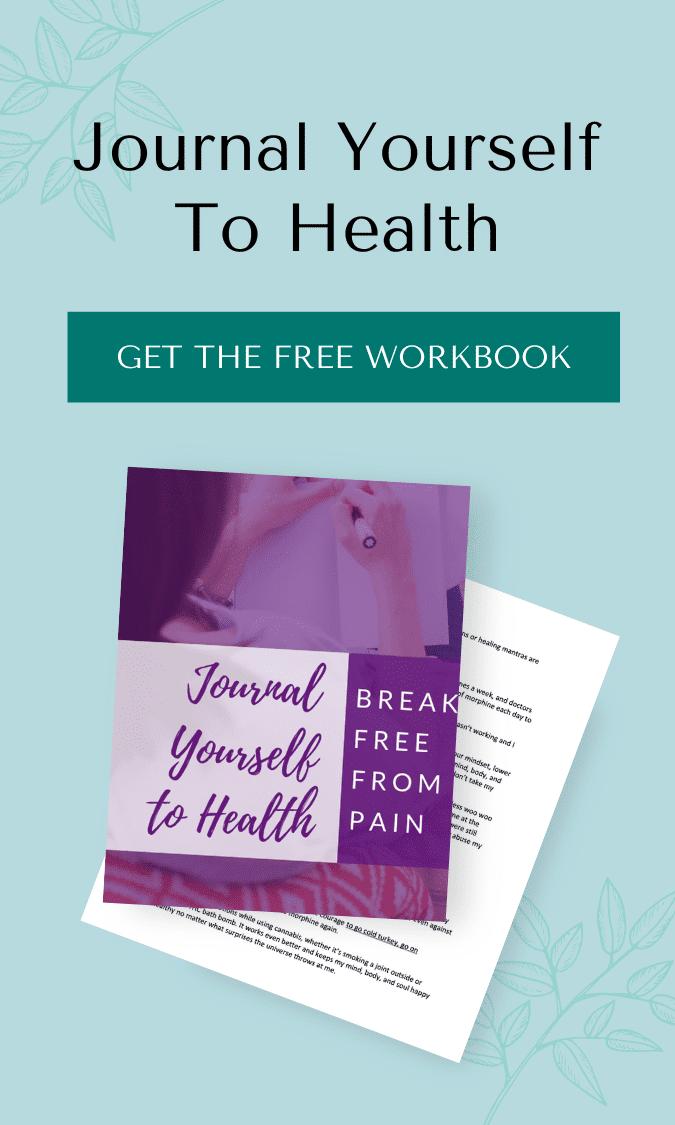 Free Journal Yourself TO Health Workbook