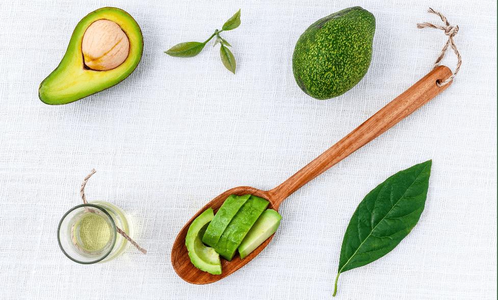 avocados make good body massage oil