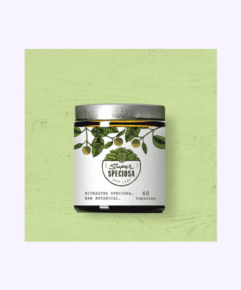 best green vein kratom capsules - super speciosa