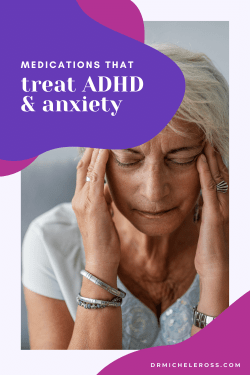 older woman struggling with anxiety