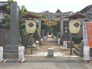 多太神社1