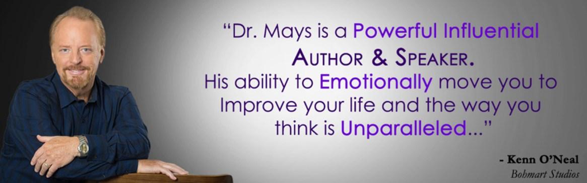 Meet Dr. Mays