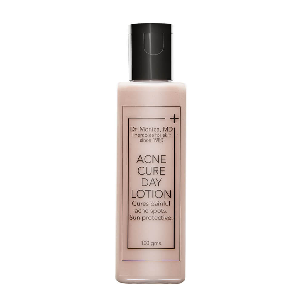 Acne Cure Day Lotion, Acne sunscreen