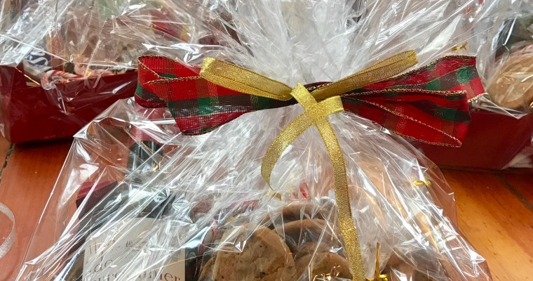 One More Holiday Hack: DIY Gift Baskets
