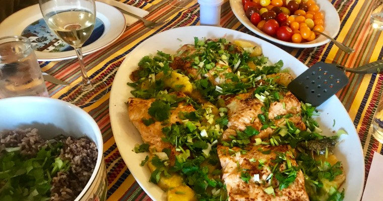 A Heart- Healthy Easter Supper