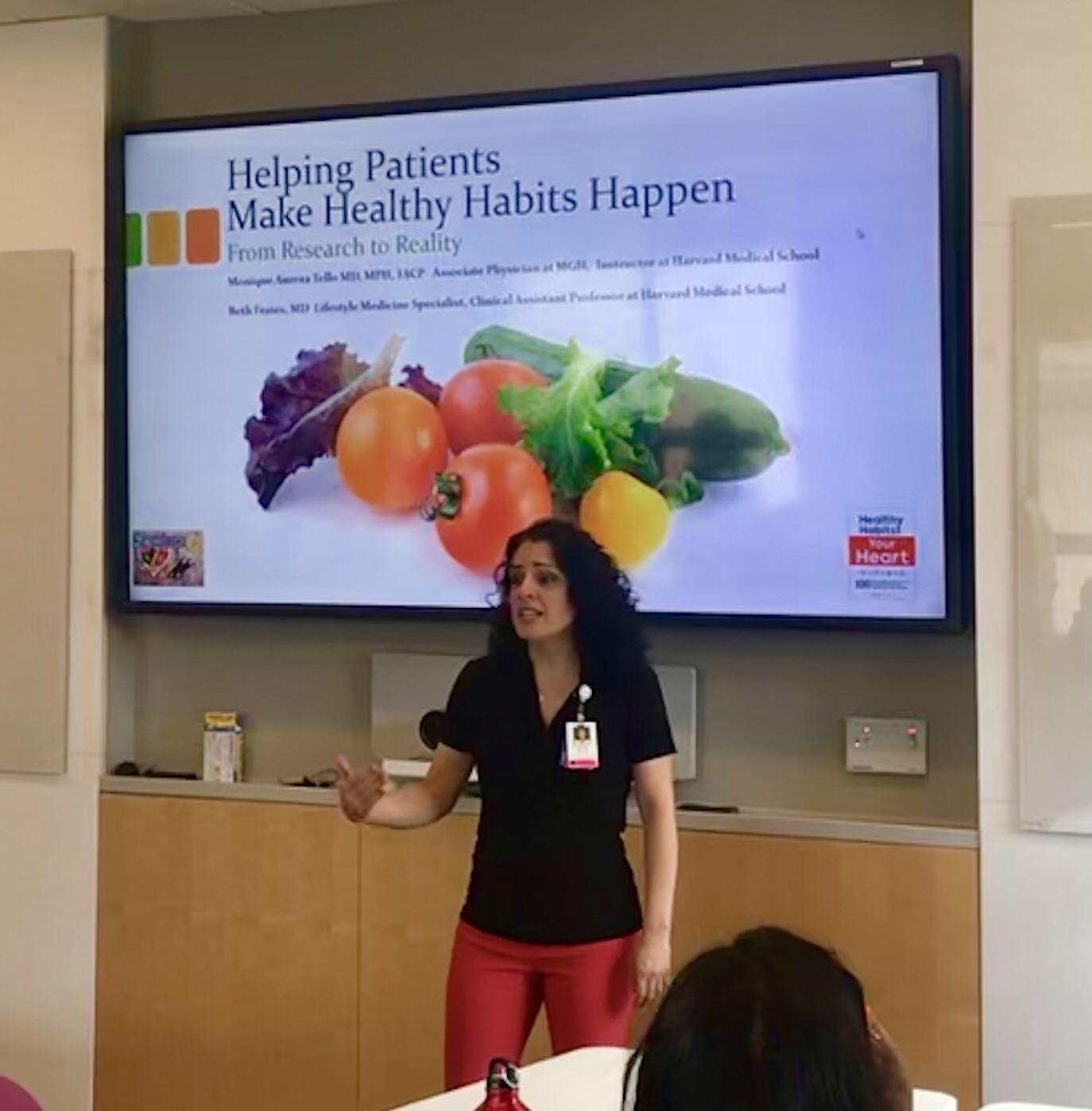 Healthy Habits: Talk the Talk, Walk the Walk!