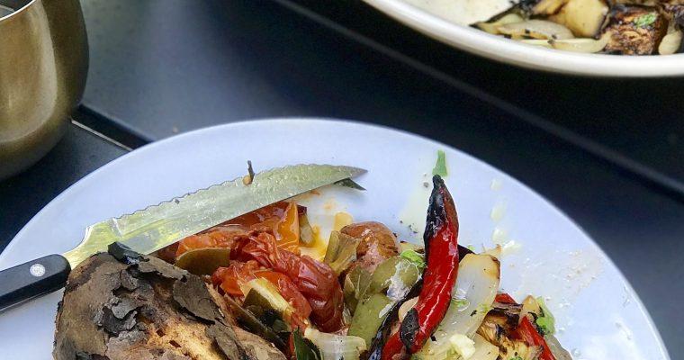 Plant-Based Grilling