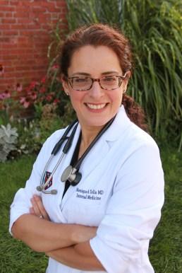 Dr Monique Tello headshot